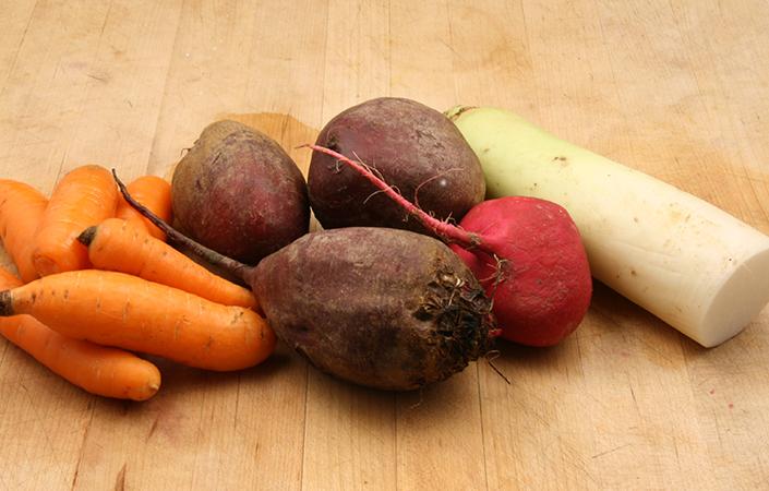 Root Vegetable Gratin