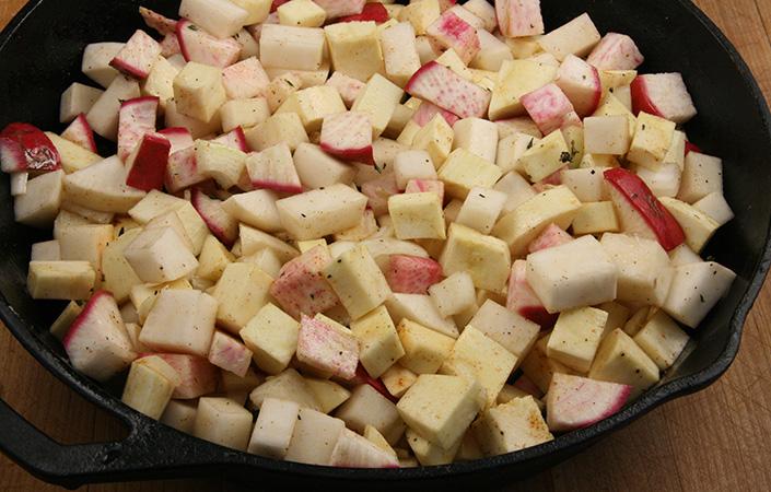 Turnip Hash