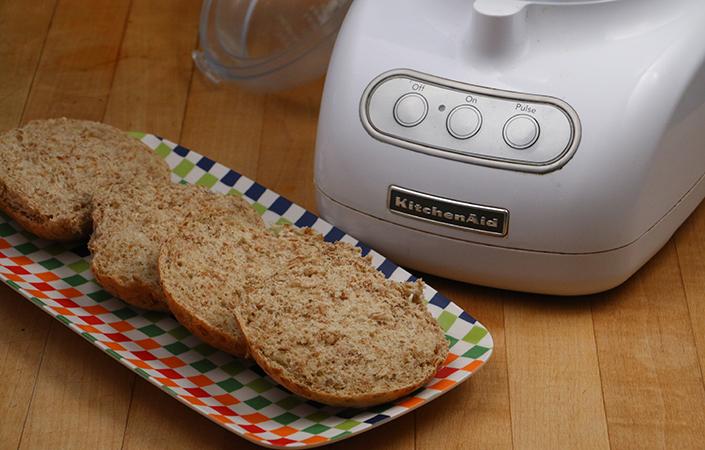 Making Breadcrumbs