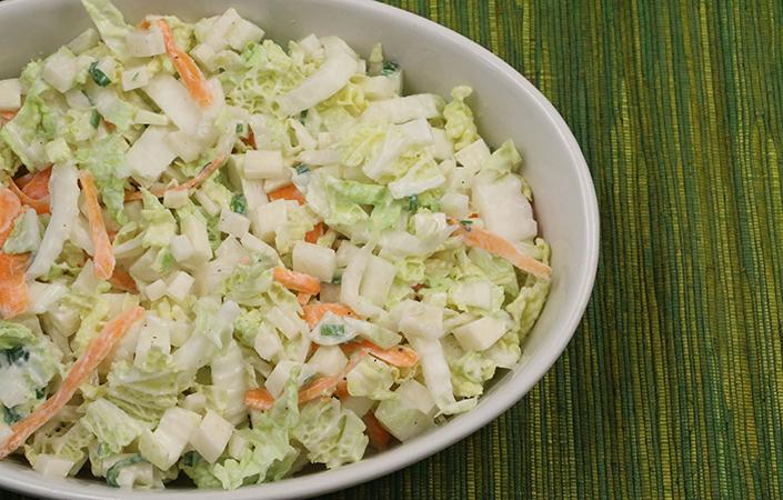 Napa Cabbage by Early Morning Farm CSA