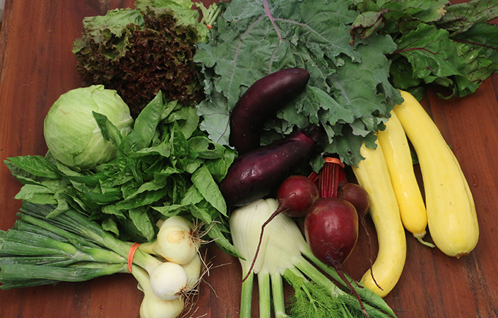 Basic Share Meal Plan Week 7