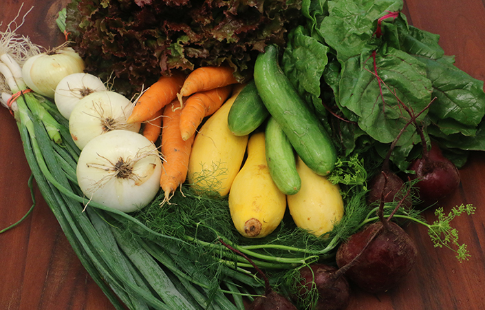 Basic Share Meal Plan Week 8