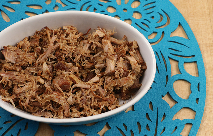 Slow Cooker Pulled Pork by Early Morning Farm CSA