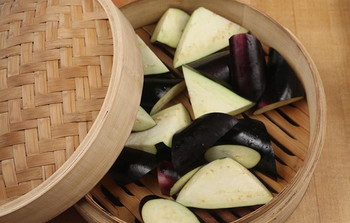Sichuan Eggplant by Early Morning Farm CSA