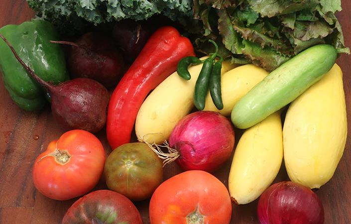 Basic Share Meal Plan Week 11