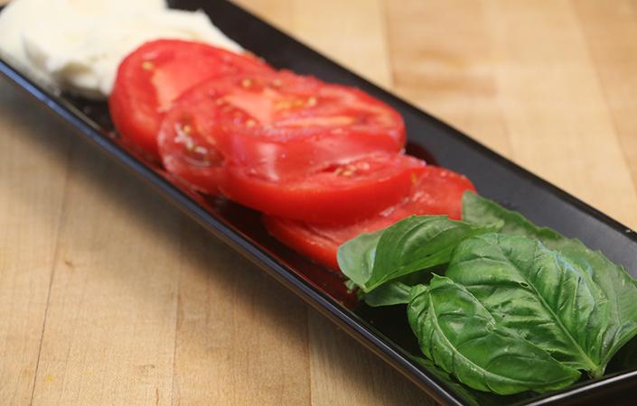 Caprese Salad by Early Morning Farm CSA