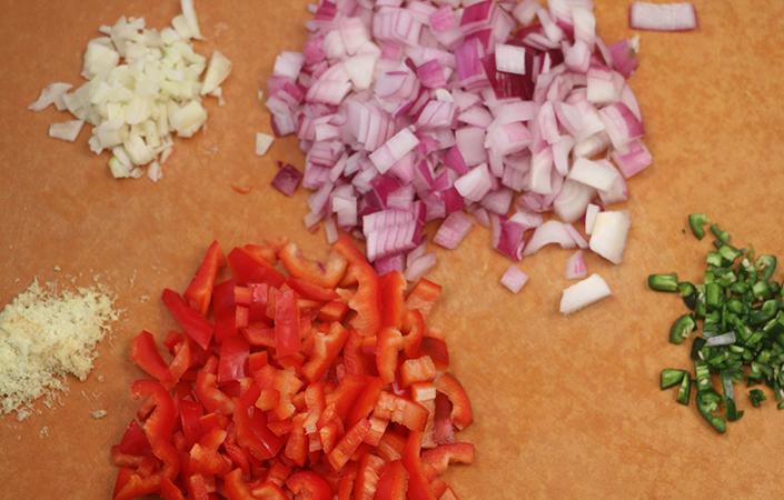 Red Lentil Collard Green Stew