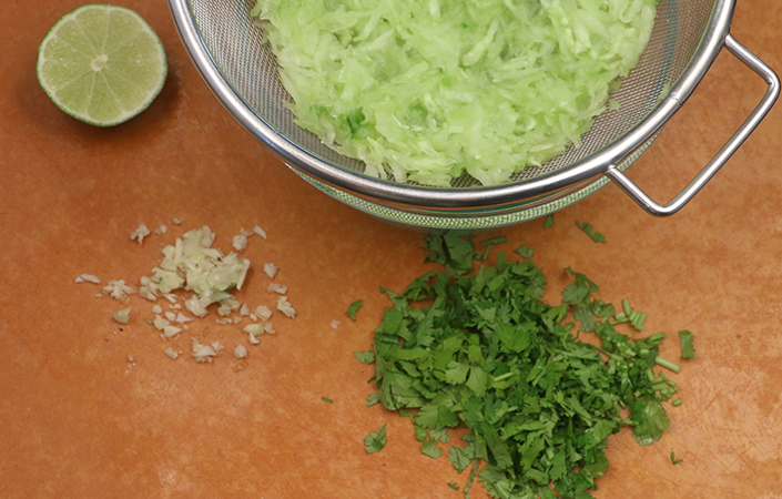Cucumber Tzatziki Sauce by Early Morning Farm CSA