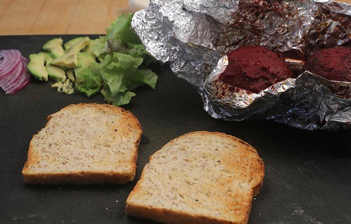 Beet Sandwiches
