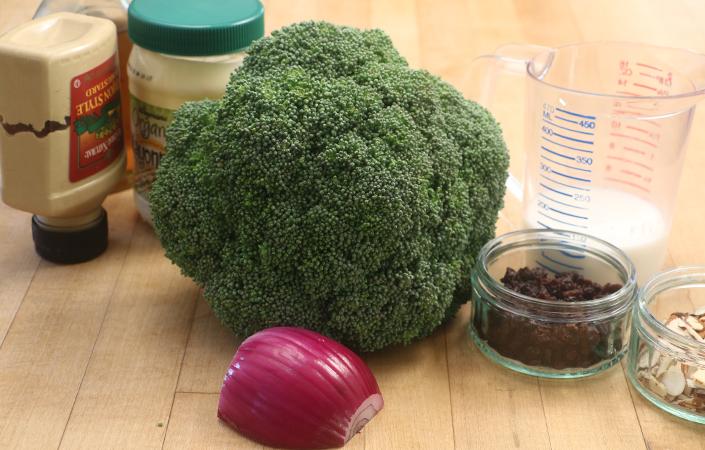 Broccoli Salad by Early Morning Farm CSA