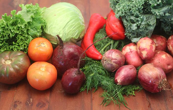 Week 13 Basic Share Meal Plan
