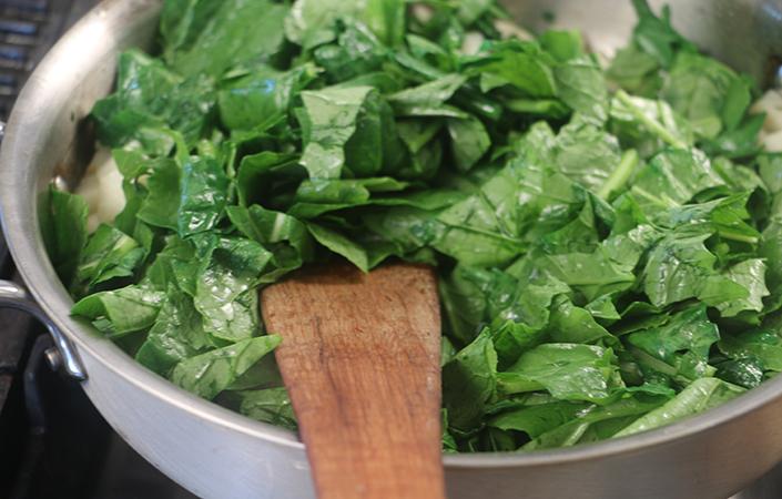 Hakurei Turnip Farro Salad