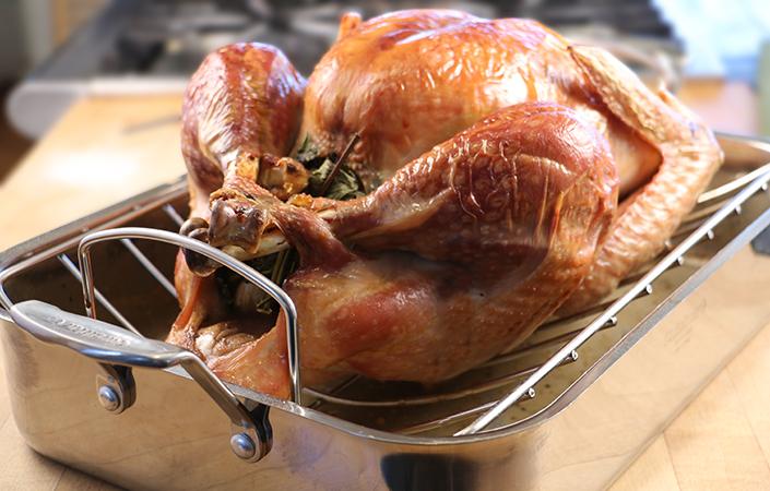 Thanksgiving Turkey & Gravy