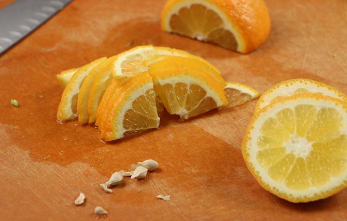 Roasted Orange & Fennel Salad