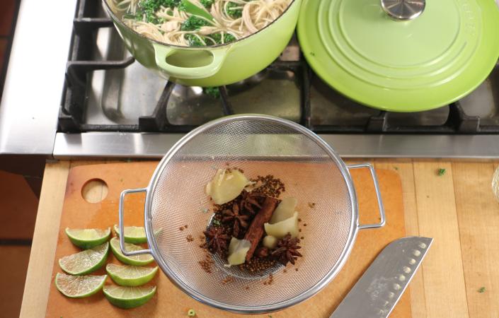 Turkey & Kale Pho