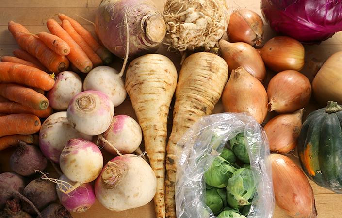 organic budget