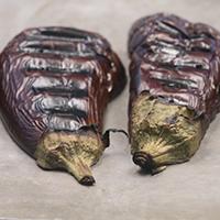 smoky eggplant