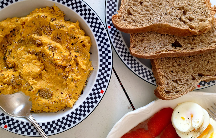 Rutabaga Hummus