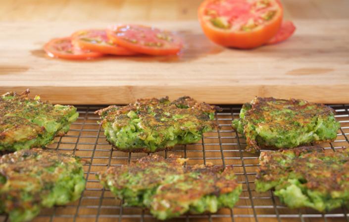 Broccoli Parm