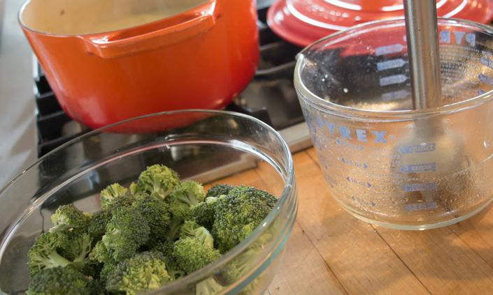 Broccoli Potato Chowder