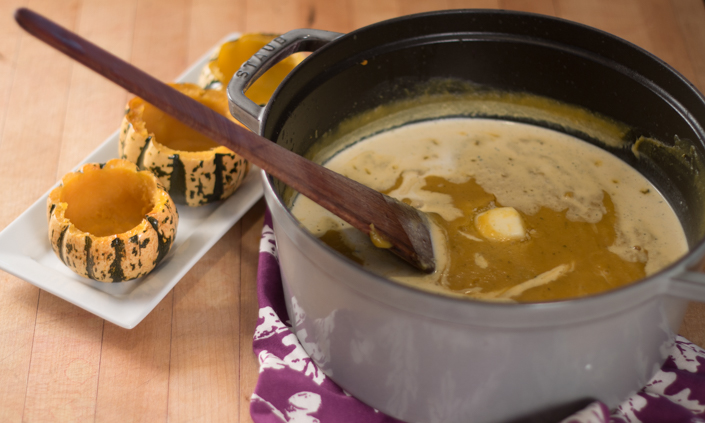 Best Easy Squash Soup