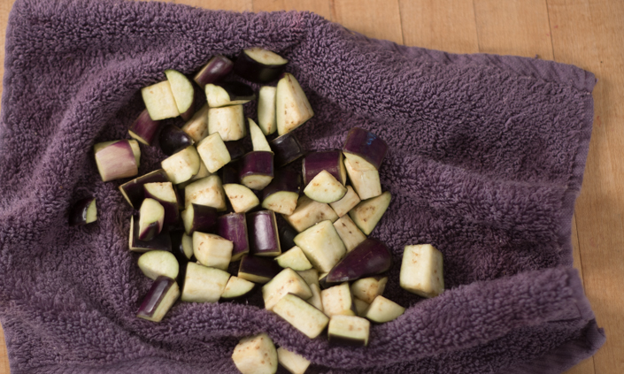 Eggplant Baked Ziti