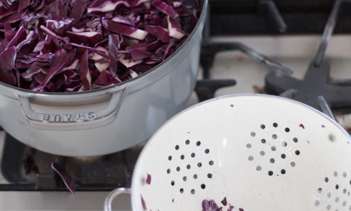 Quick Homemade Sauerkraut-3
