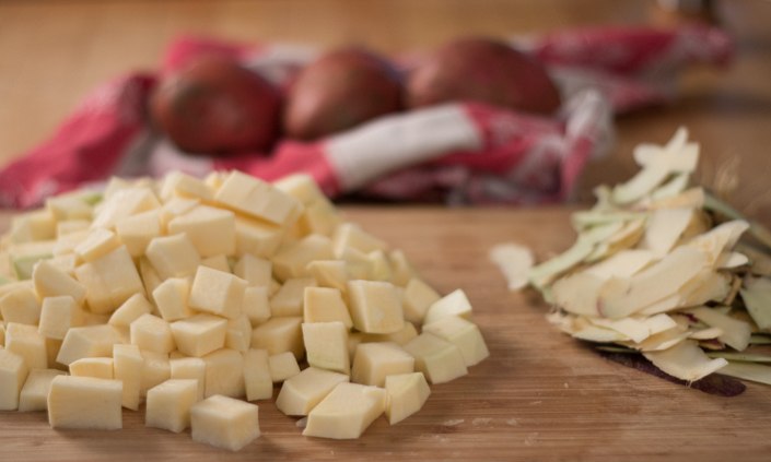 Mashed Potatoes & Rutabaga-2