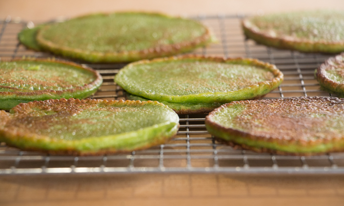Green Pancakes-5