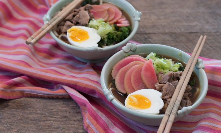 How to Host a Ramen Party