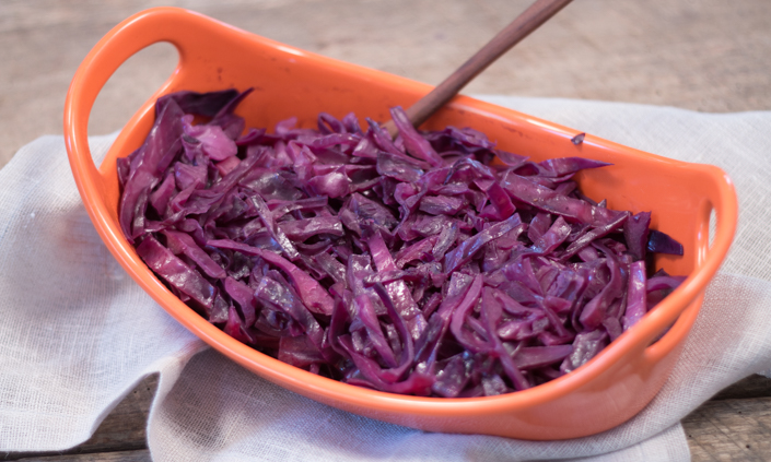 Quick Homemade Sauerkraut