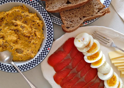 Guest Post – Rutabaga Hummus
