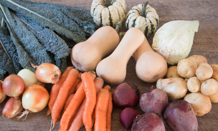 2015 Winter CSA Shares