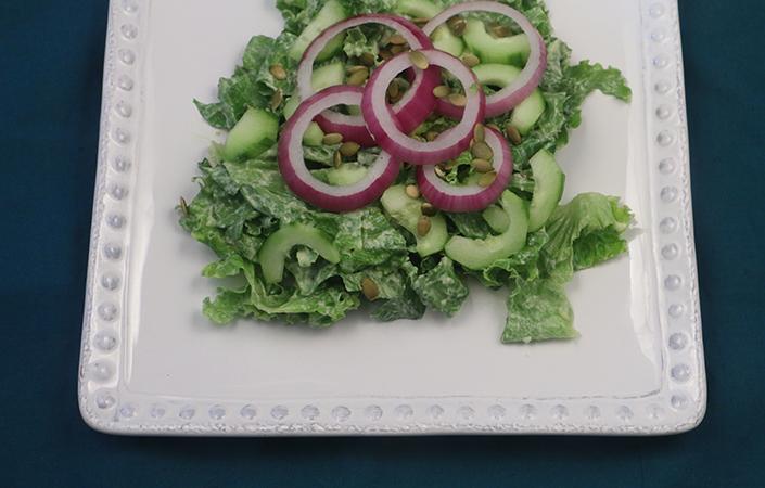 Creamy Avocado Salad Dressing