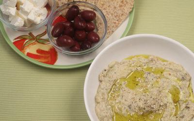 Baba Ghanoush – Smoky Eggplant Dip