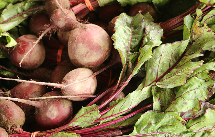 Beet Recipes for Valentine's Day
