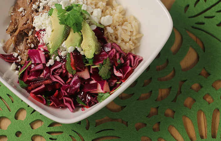 How to Make a Burrito Bowl Without a Recipe