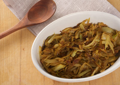 Caramelized Fennel