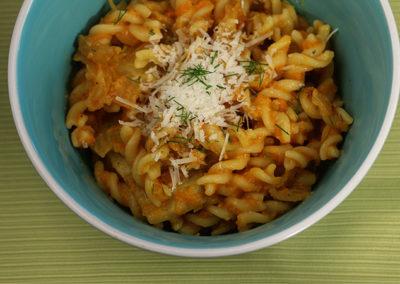 Carrot Pasta