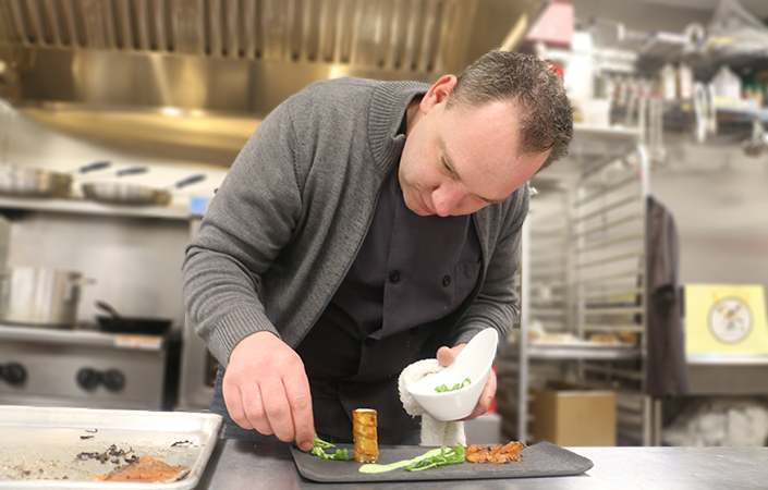 5 Questions For a Local Chef – Luke Houghton