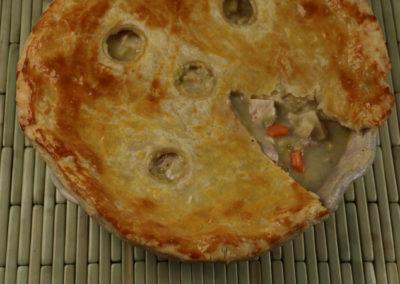 Leek Pot Pie
