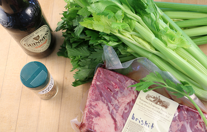 How to Brine Beef for Corned Beef