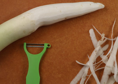 Video – 5 Ways to Chop a Daikon Radish