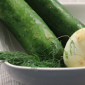 Using the Dill In Your CSA Share