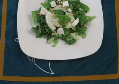 Fennel & Dill Salad