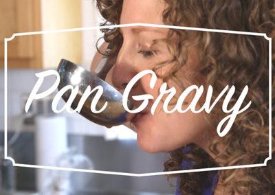 Video – Easy, Gluten Free Pan Gravy
