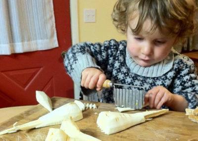 Promoting Healthy Habits – Preschool Age