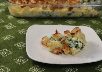Kale Macaroni & Cheese