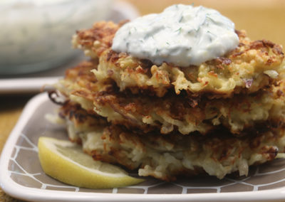 How to Make a Latke Without a Recipe