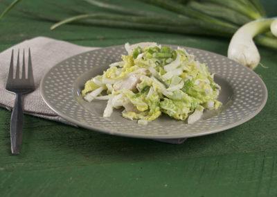 Napa Cabbage Chicken Salad